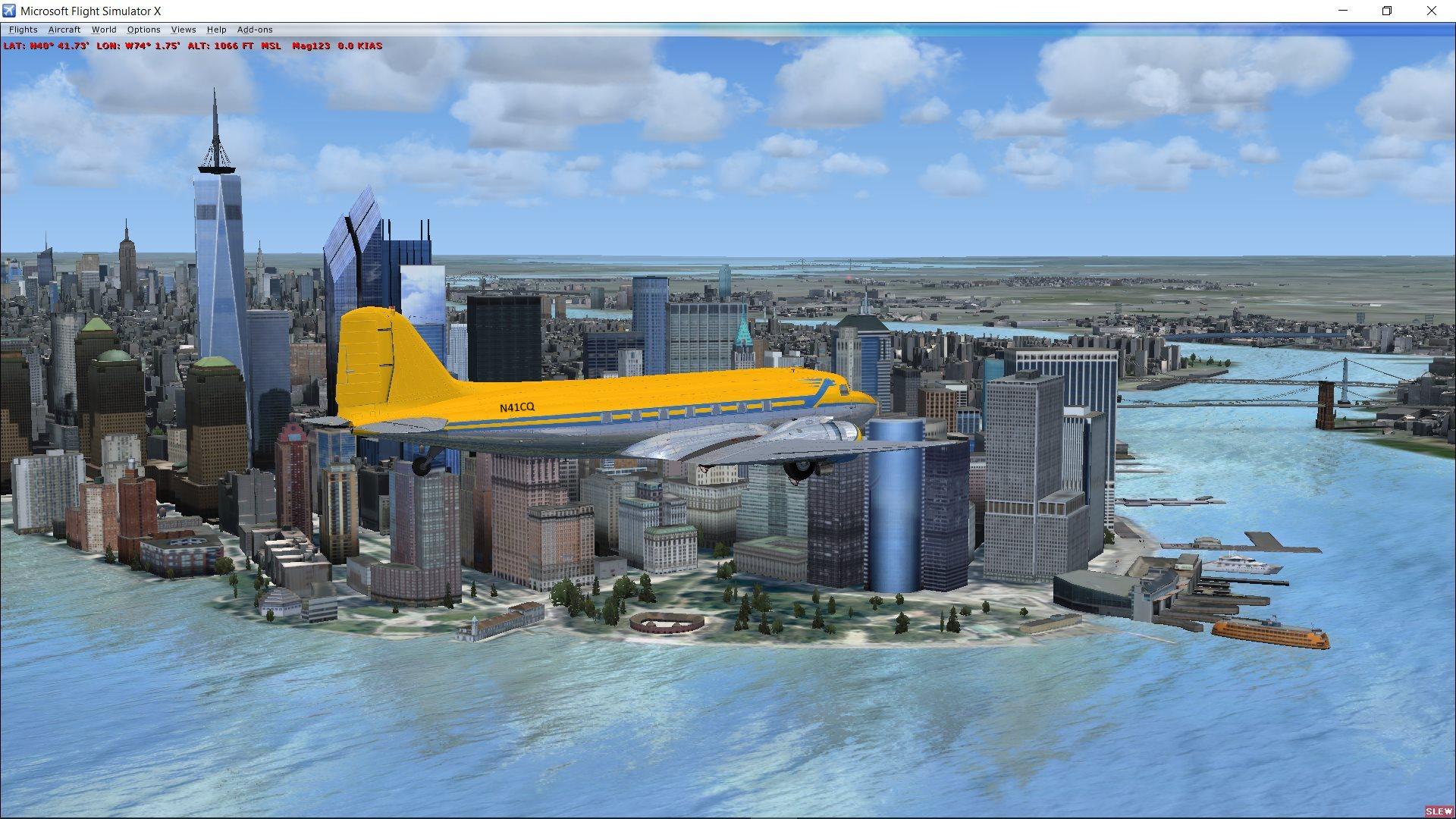 Flygsimulatorer - Bo Justusson