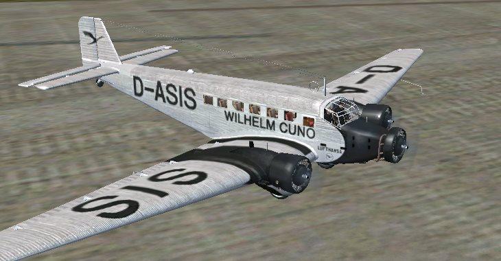 Vintage Aircrafts - Bo Justusson